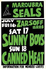 Maroubra Seals Club, Maroubra. NSW