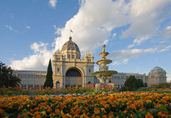 Royal Exhibition Building, Carlton. VIC