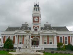 Ararat Town Hall, Ararat. VIC