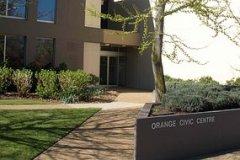 Orange Civic Centre, Orange. NSW