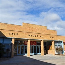 Sale Memorial Hall, Sale. VIC