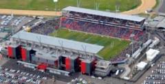 Newcastle International Sports Centre, New Lambton. NSW