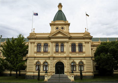 Albert Hall, Launceston. TAS