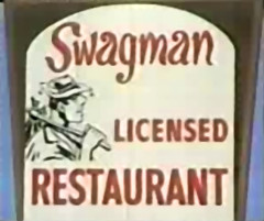 Swagman Restaurant, Ferntree Gully. VIC