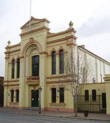 Armidale Town Hall, Armidale . NSW