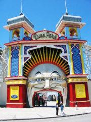 Luna Park, St Kilda. VIC