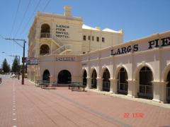 Largs Pier Hotel, Largs Bay. SA