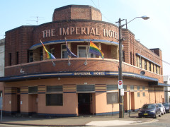 Imperial Hotel, Erskineville. NSW