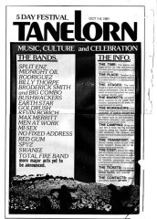 Tanelorn Music Festival, Stroud. NSW