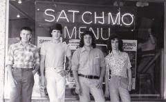 Satchmo's Winebar Bistro, Bankstown. NSW