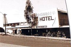 Boomerang Hotel, Bentley. WA