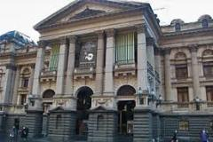 Melbourne Town Hall, Melbourne. VIC