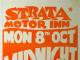 Strata Motor Inn, Cremorne. NSW