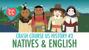 Colonial America - English Settlers and Natives
