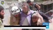 Syrian Civil War - White Helmets