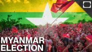 Myanmar - 2015 Elections