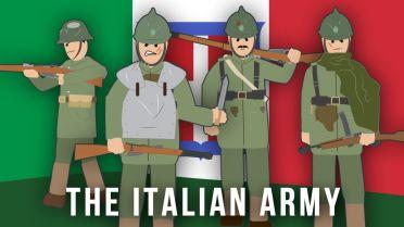 World War I - Italian Army