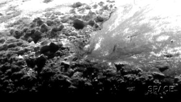 Pluto (dwarf Planet) - Icy Surface