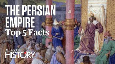 Persian Empire - Facts