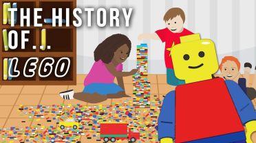 Lego - History