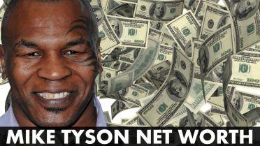 Mike Tyson - Net Worth