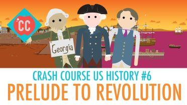 The American Revolution - Origin