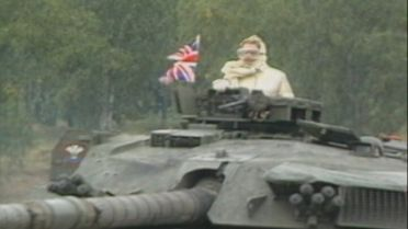 Margaret Thatcher - Falklands War