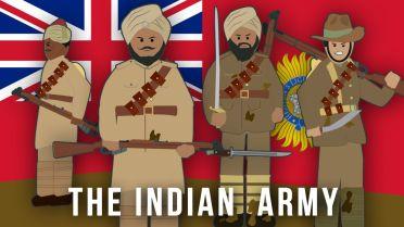 World War I - Indian Army