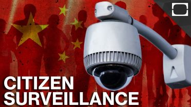 China - Mass Surveillance