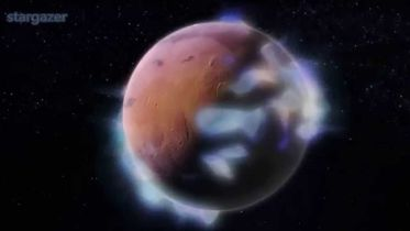 Mars - History of Magnetic Field
