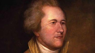 Alexander Hamilton - New Jersey