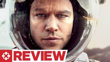 The Martian (2015 Film) - Review