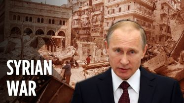 Syrian Civil War - Russian Intervention