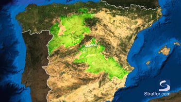Spain - Geography
