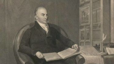 John Quincy Adams - Election of 1824