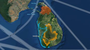 Sri Lanka - Geography