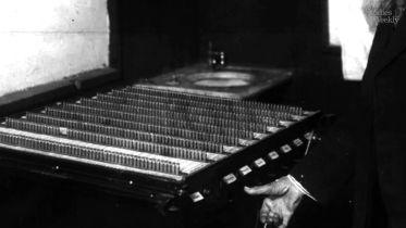 Voting Machine - History