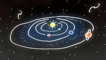 Planet - Stable Orbit
