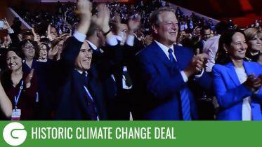 COP 21 - Paris Agreement