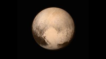 Pluto (dwarf Planet) - Ocean Hypothesis