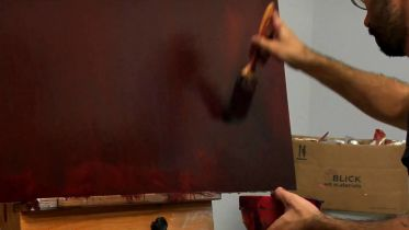 No. 16 (red, Brown, and Black) - Painting Techniques (mark Rothko)