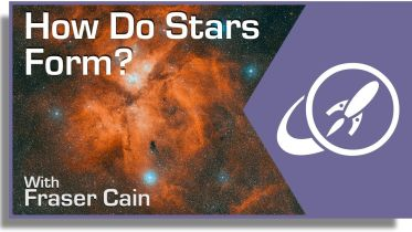 Star - Formation And Fusion