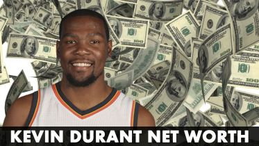 Kevin Durant - Net Worth