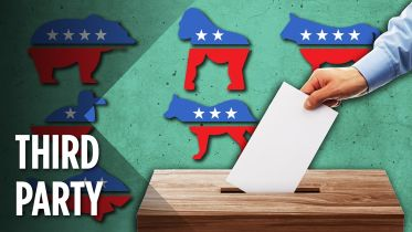 United States Presidential Election - Third Party Candidates