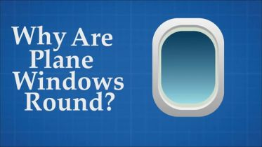 Airplane - Round Windows