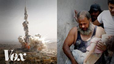 Allepo - Syrian Civil War
