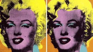 Andy Warhol - The Influence of Marilyn Monroe's Death