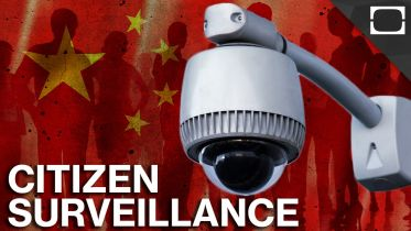 China - Mass Surveillance