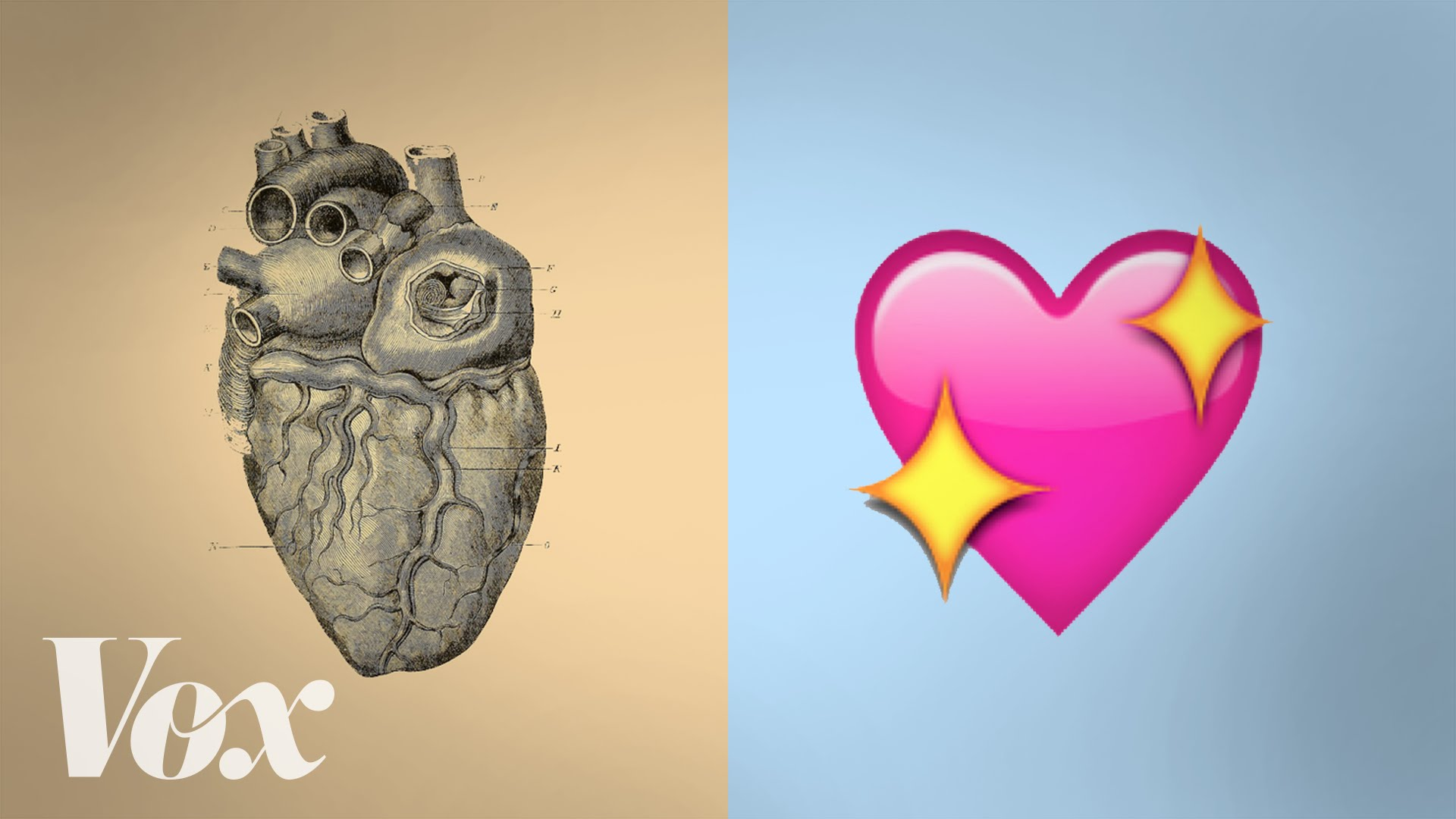 Heart Symbol - Origin