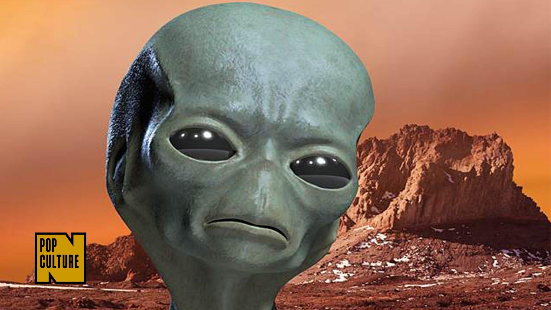 Mars - Flowing Water